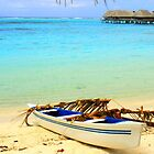 Tahitian Boat by Honor Kyne