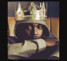 King Kendrick Lamar by ParadiseGlobal