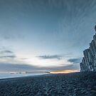 Reynisfjara Beach by Nicholas Jermy