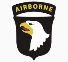 101st Airborne Division - Screaming Eagles by VeteranGraphics