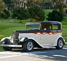 1932 Ford 'On Course' Sedan by DaveKoontz