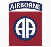 82nd Airborne Division - All Americans by VeteranGraphics