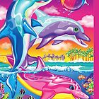 Dolphins  by Crystal Friedman