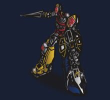 Megazord Activated! by Russ Jericho