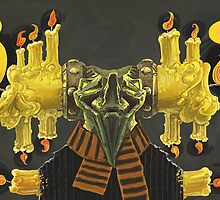 The Candle Man by augustinas