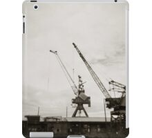 { dancing cranes } iPad Case/Skin