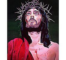 Jesus Christ by Myartscape