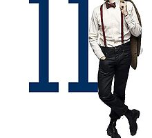 11th Doctor by super221Bwolf