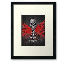 Death Totem Framed Print