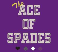 The Ace of Spades by flema