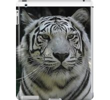 Ivory ..why doesn't everybody leave me alone  iPad Case/Skin