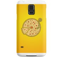 Pizza Vinyl Samsung Galaxy Case/Skin