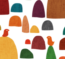 The Zen Garden Sticker