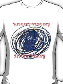 Wibbley Wobbley Timey Wimey T-Shirt