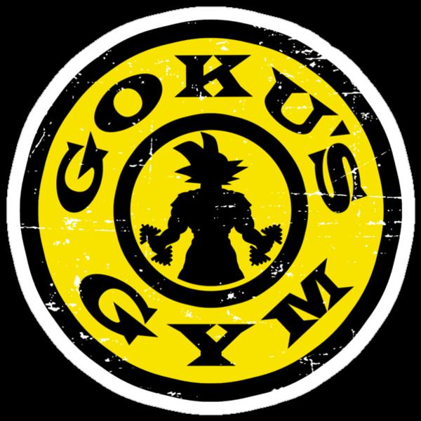 Goku's Gym by Baznet