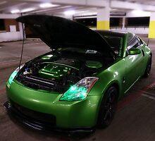 Rev-Illusion Nissan 350Z by Patrick Noble