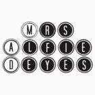 Mrs. Alfie Deyes by BaileyLisa