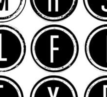 Mrs. Alfie Deyes Sticker