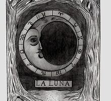 La Luna by labelleetlabete