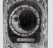 La Luna by labelleetlabete