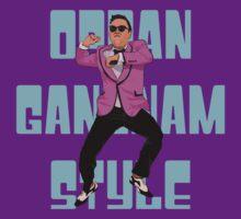 Gangnam style by GualdaTrazos
