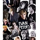 American Horror Story: Evan Peters #2 by Krazylarry96