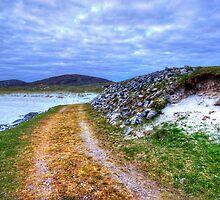 Clachan Sands - Clachan Shannda by English Landscape Prints