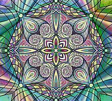 Mandala HD 7 by relplus