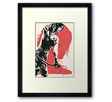The Survivor Part 2 Framed Print
