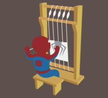 Weaving Spidey by design2heart