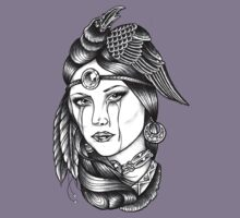 Native American Princess by SmittyArt