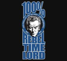 100% REBEL TIMELORD by robinzson