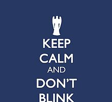 Don't Blink by chr0nicles