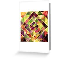 Every New Beginning Comes From Some Other Beginnings' End 5 by Mark Compton Greeting Card