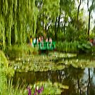 Giverny Impression by Rick Gustafson