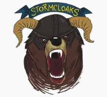The Stormcloaks V.2 Kids Clothes