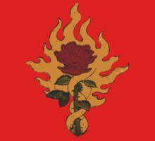 Order of the Flaming Rose by steveg2004