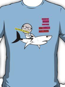 The Bradley Initiative - Moon's stuck in the sky T-Shirt