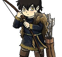 Baby Theon by Thrumugnyr
