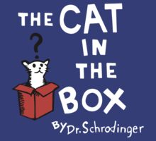 The cat in the box by AVirileEgo