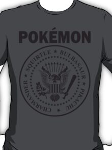 Gotta Punk 'em All (Light Tee) T-Shirt
