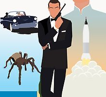Ian Fleming's Dr. No by davidyarb