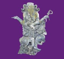 Ganesh, T Shirts & Hoodies. ipad & iphone cases by Eric Kempson