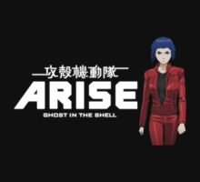 Ghost In The Shell: Arise 2 by anarky85