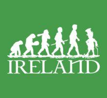 Evolve Ireland by RocketmanTees