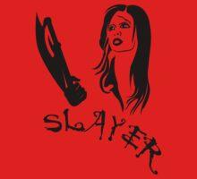 Buffy the Vampire Slayer by LoveSpud