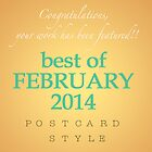 Challenge Best of Februari 2014 - banner by steppeland