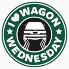 I *heart* Wagon Wed (SB) by prennro