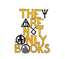 They Are Not Only Books by Jacob Anderson