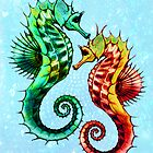 LOVE SEAHORSES by STUDIO 88 STRATFORD TARANAKI NZ